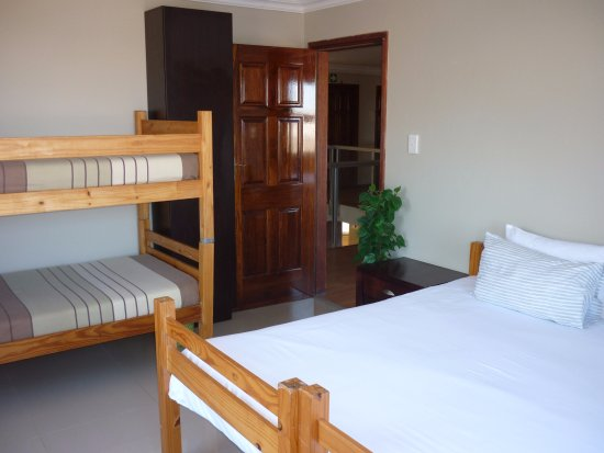 Ballito Backpackers: Family Room for 2 Adults and 2 Kids