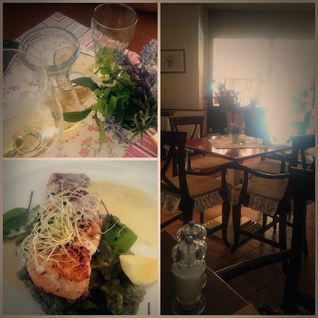 Piestany, Slovakia: lunch in Le Griffon