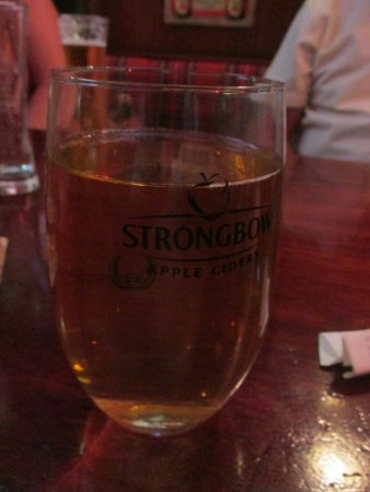 Scotsman Pub: Comes out stronger than it went in