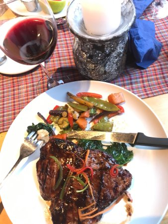 Kalk Bay, South Africa: Great quality & healthy Portions