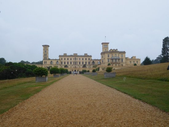 Whitwell, UK: Osbourne house