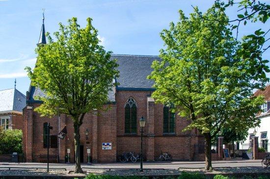 Mannenzaal van het St Pieters en Bloklands Gasthuis