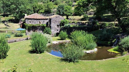 Saint-Arcons-d Allier, France: Moulin du XVème siècle