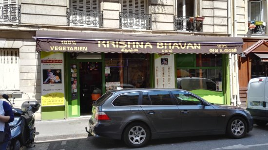 Picture of krishna bhavan paris tripadvisor for Krishna bhavan paris