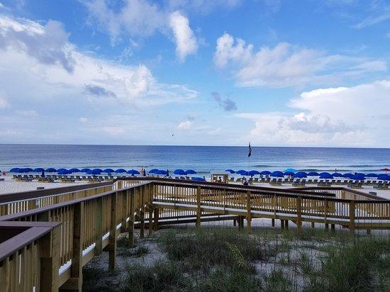 Hampton Inn Panama City Beach Beachfront