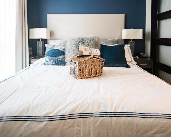 The Restoration: King Bed Studio Suite