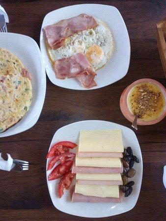 Kallicrates Village: Delicious breakfast