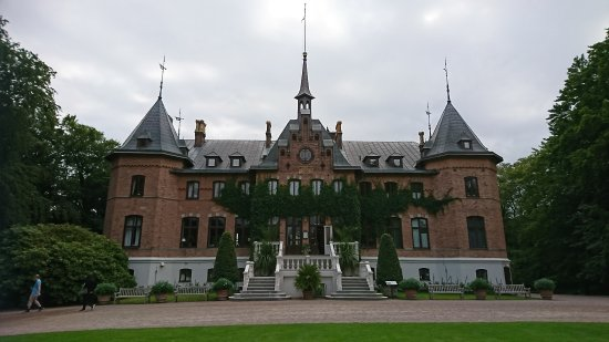 Sofiero Slot Former Swedish Royal Palace And Gardens Picture Of