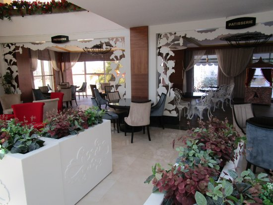 Side Alegria Hotel & Spa: Лобби