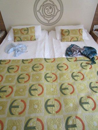 Side Alegria Hotel & Spa: После уборки