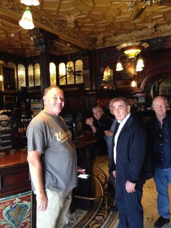 The Philharmonic Dining Rooms  Main bar. Gent s toilets    Picture of The Philharmonic Dining Rooms