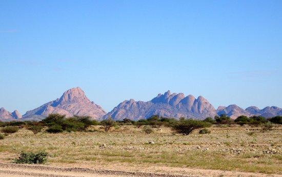 Usakos, Namibia: zur Spitzkoppe