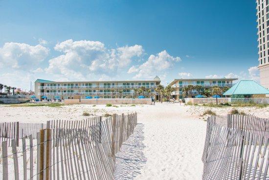 Days Inn Pensacola Beachfront  127    U03361 U03364 U03366 U0336