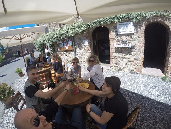 Ponteginori, Włochy: Querceto