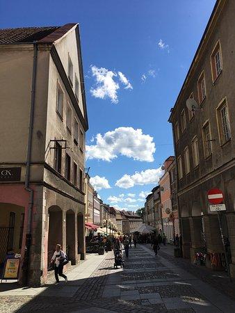 Olsztyn, Polen: Old Town