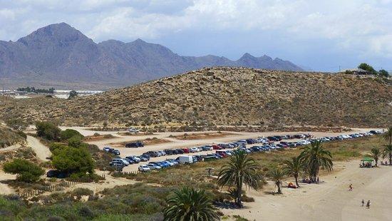 Mazarron, Spanien: Parking