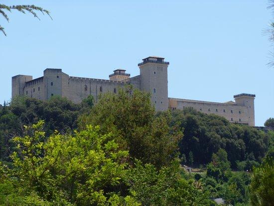 Palazzo Dragoni : The Rocca