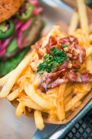 Lone Tree, CO: Cheese N' Bacon Fries