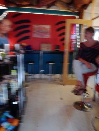 Narberth, UK: Cafe Medina