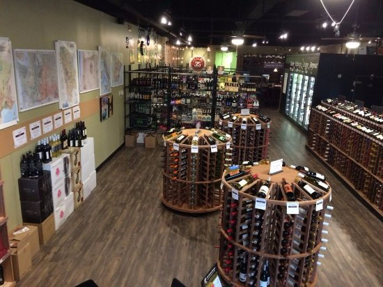Cellar 55: Wide Selections of fine wine from around the world