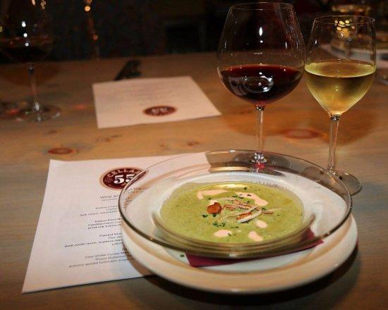Cellar 55: Wine and Food Pairings