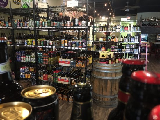 Fuquay-Varina, NC: Wide selection of beer