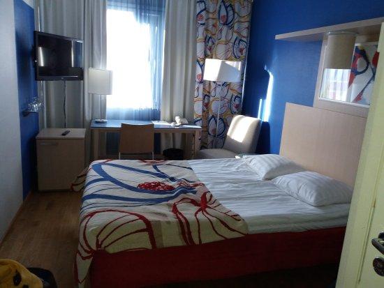 Cumulus Kuopio Hotel: 20170714_195307_large.jpg