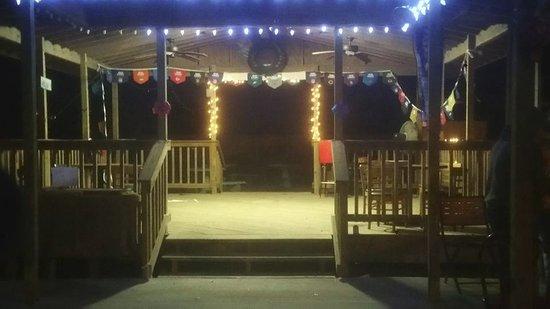 Pascagoula, MS: Outrigger Deck