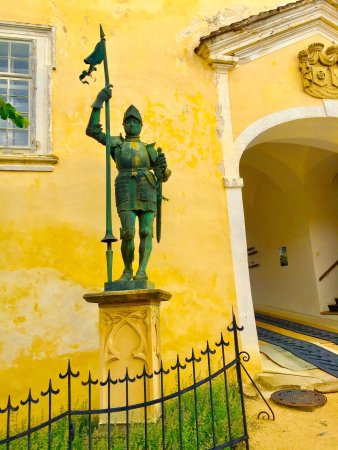 Vranov nad Dyji, Чехия: Schloss in Mähren