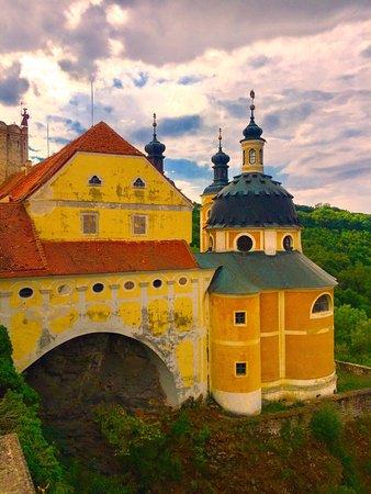 Vranov nad Dyji, Republika Czeska: Schloss in Mähren