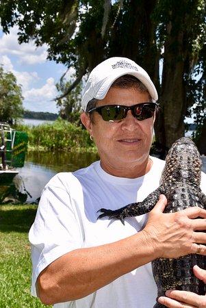 Lake Panasoffkee, FL: Last to brace this experience...