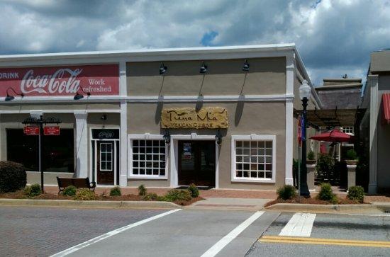 Hampton, GA: Main Street View