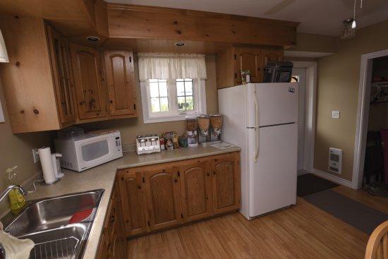 St. Anthony, Kanada: Kitchen