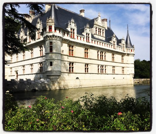 picture of chateau of azay le rideau azay le. Black Bedroom Furniture Sets. Home Design Ideas