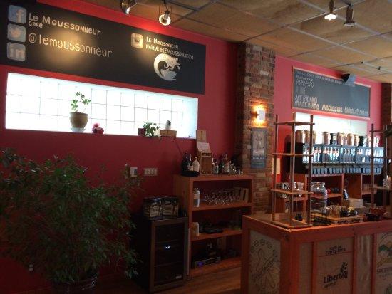 Le Moussonneur Cafe & The Lounge : photo0.jpg