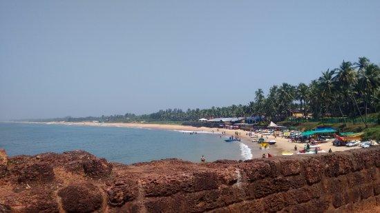 Синкуэрим, Индия: Sinquerium Beach