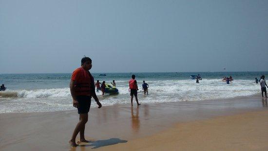 Синкуэрим, Индия: Water Sports