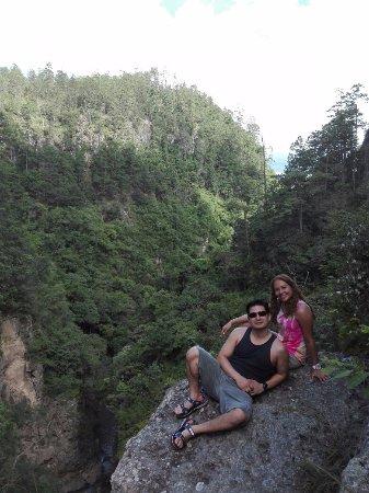Ονδούρα: Cascada Escondida Zambrano, Honduras