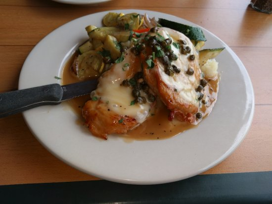 Oregon City, OR: The Chicken Marsala was excellent!