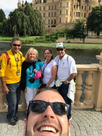 Friends of Dave Tours : Fun time with Christian