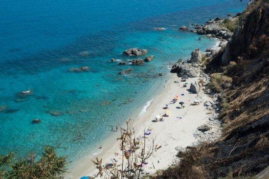 Santa Eufemia Lamezia, Italia: Spiaggia di Parghelia