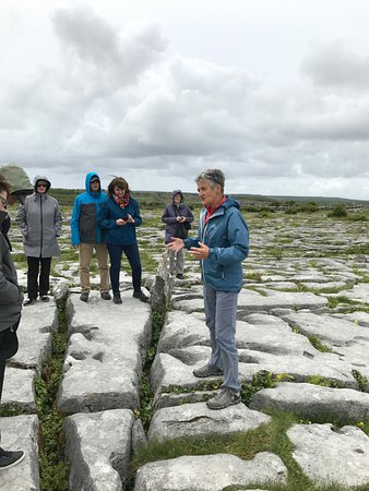 Corofin, Irlanda: A guide adds experience