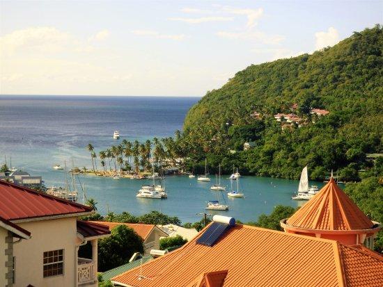 Sta. Lucía: Bay view