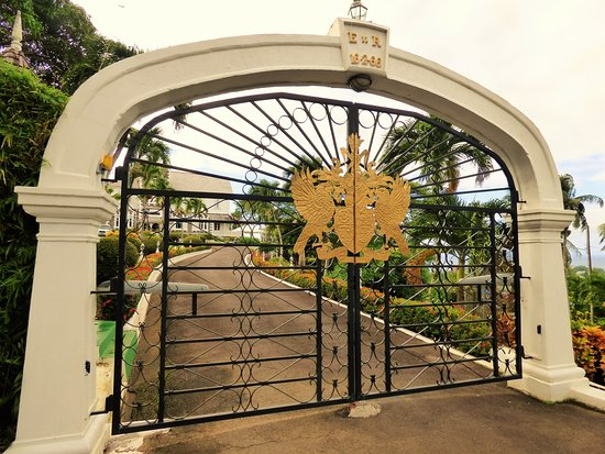 Sta. Lucía: Governors Residence
