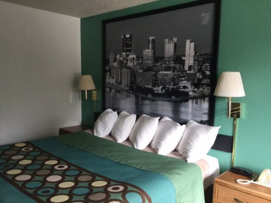 Super 8 New Stanton: Awesome stay.