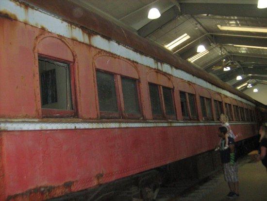 Snoqualmie, WA: Passanger car @ Museum.