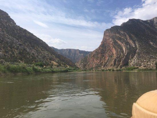 Jensen, UT: On the river
