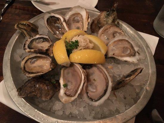 Une très belle adresse pour les huîtres