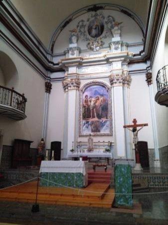 Alcala de Xivert, Spanien: Altar