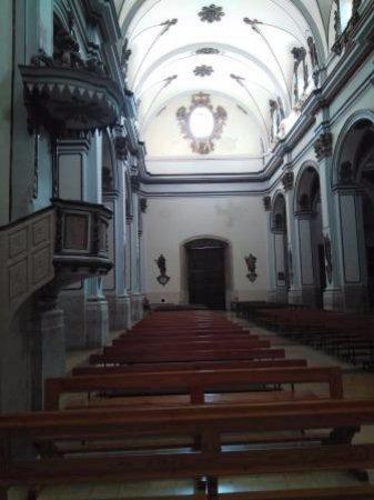 Alcala de Xivert, Spanien: Interior